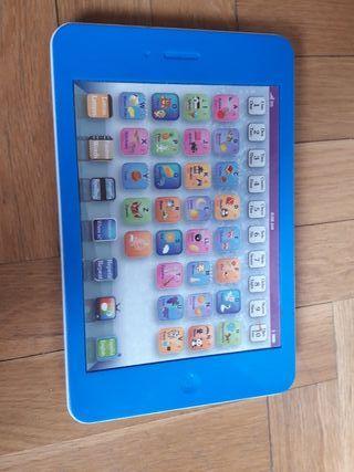 Tablet para niños pequeños