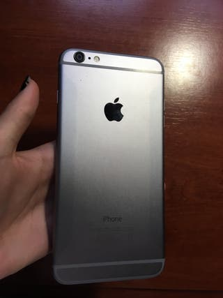 iPhone 6 Plus 128gb Impecable!