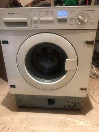 Lavadora Bosch Max panelable