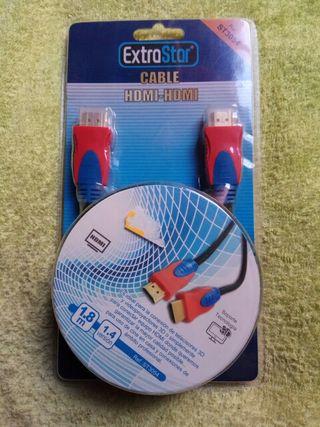cable HDMI-HDMI