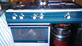 cocina gas corbero