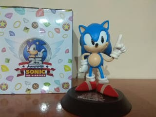 Figura Sonic The Hedgehog 25 Anniversary
