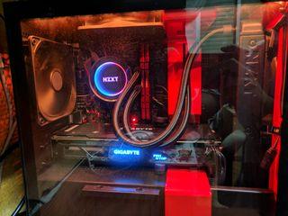 PC gaming MINI-ITX