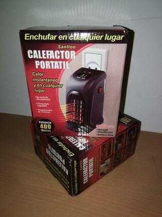 Calefactores Portátiles NUEVOS
