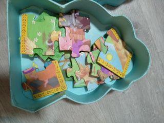 puzle dels 3 porquets