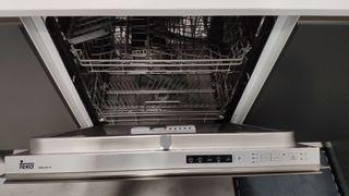 Lavadora secadora y lavavajillas (integrables)