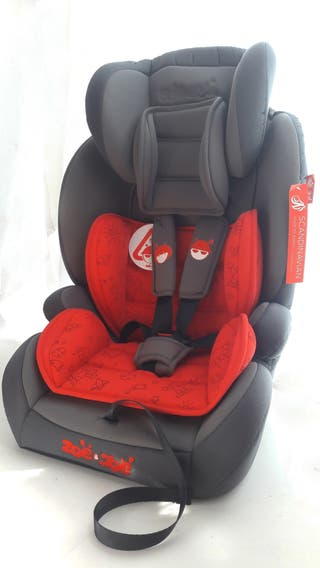 silla coche niño isofix
