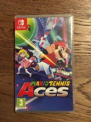 Mario Tennis para Nintendo Switch