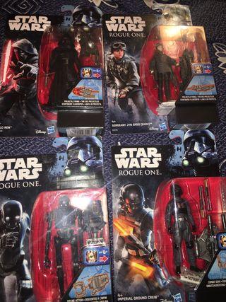 Star Wars Rogue One Figuras surtidas