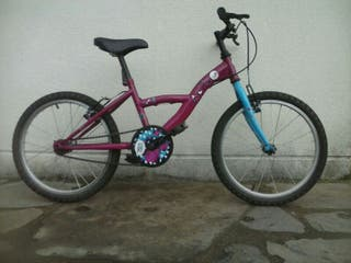 bicicleta infantil de 20 pulgadas sin uso