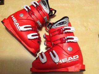 Botas esqui junior
