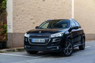 Peugeot 4008 CROSSWAY 4X4 1.8 HDI 150 SS