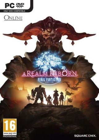 Clave Final Fantasy XIV: A Realm Reborn Key