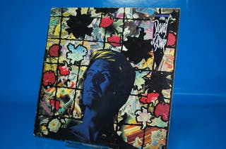 Vinilo disco LP- David Bowie Tonight -año 1984