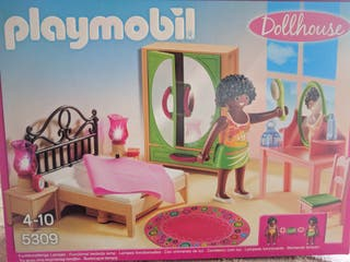 Playmobil dormitorio