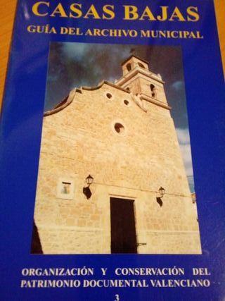Guía Archivo Municipal Casas Bajas