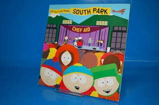 Lp disco Chef Aid: The South Park -1998-varios