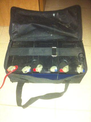 baterìa de patinete electrico