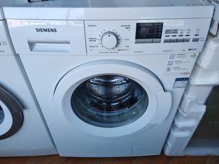 Lavadora Siemens 8 K 1000 Rpm A+++ GARANTIA Llevo
