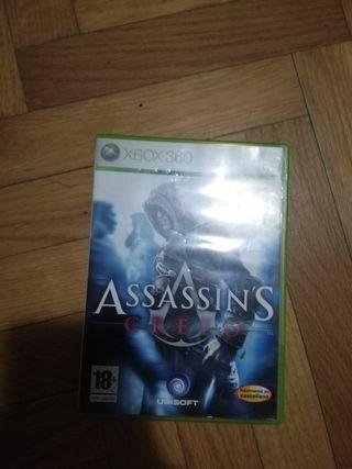 Assassins Creed Xbox 360 completo
