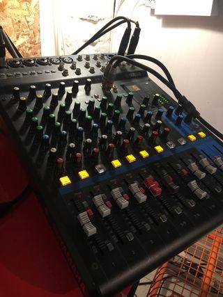 Mixer USB Yamaha MG12XU