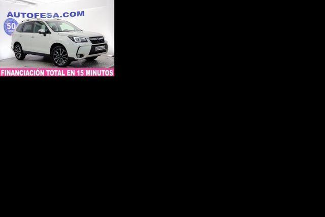 Subaru Forester 2.0TD 150cv Executive Plus 5p Lineartronic 4x4 Auto