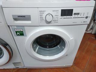 Lavadora Siemens 7 K 1200 Rpm A+++ GARANTIA Llevo
