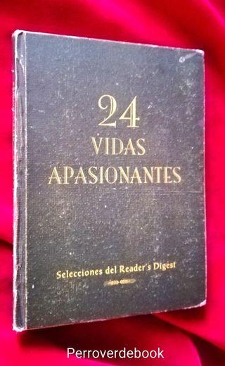 1956.. 24 VIDAS APASIONANTES..