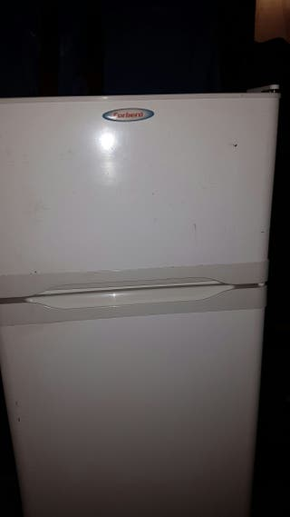 nevera con congelador