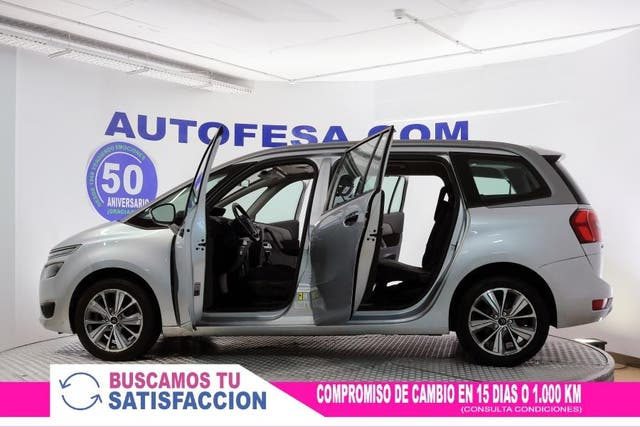 Citroen C4 Grand Picasso 2.0 HDI Intensive 150cv 7 Plazas