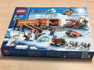 Lego 60036 Campamento base ártico