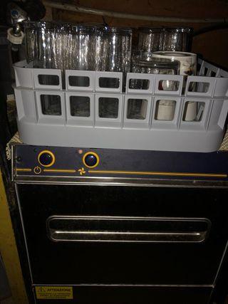 Lavavasos para bar