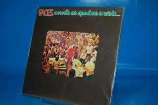 Vinilo disco LP- Faces A Nod Is As Good As A Wink