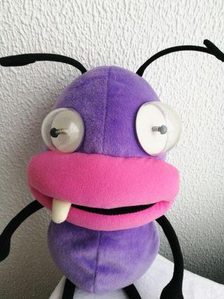 Barrancas hormiga, Nueva