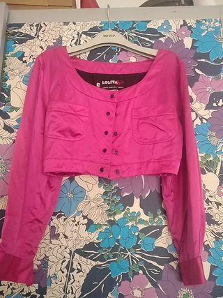 chaqueta corta lolita lempicka