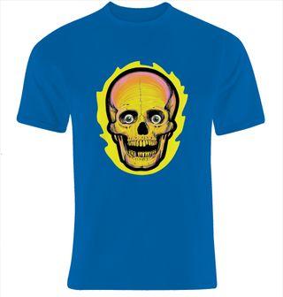 Camisetas Skull-squeletons-diferentes modelos