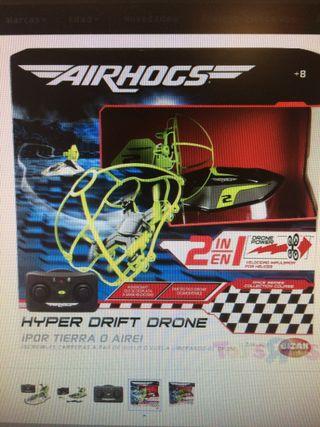 Airhogs Hyper Drift Drone NUEVO