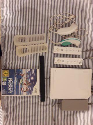 Consola Wii último modelo. Chollo!!