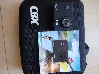 Cámara deportiva CBX 4k con Wifi