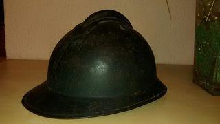 casco militar Guerra Civil Reliquia