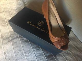 Zapatos MASSIMO DUTTI!