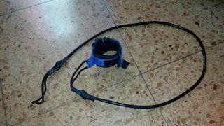 Amarradera leash bodyboard