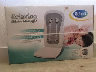 Maquina de masaje estilo shiatsu nueva a estrena