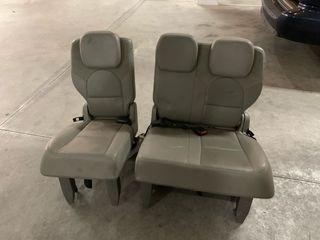3 fila asientos Chrysler Voyager 2006