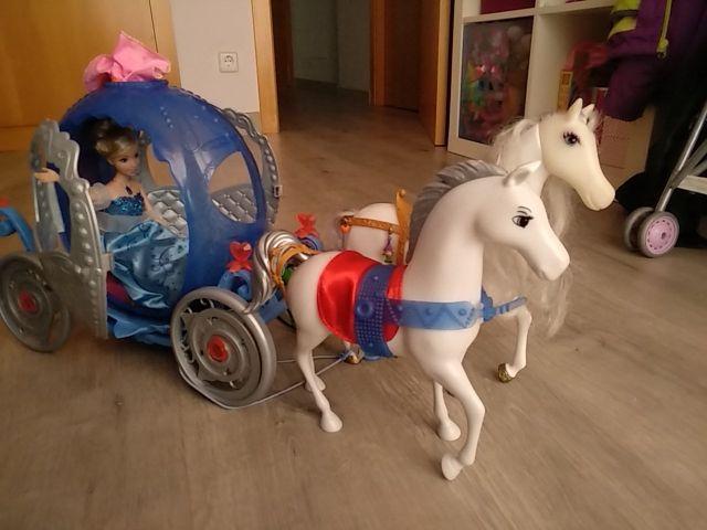 carroza princesa