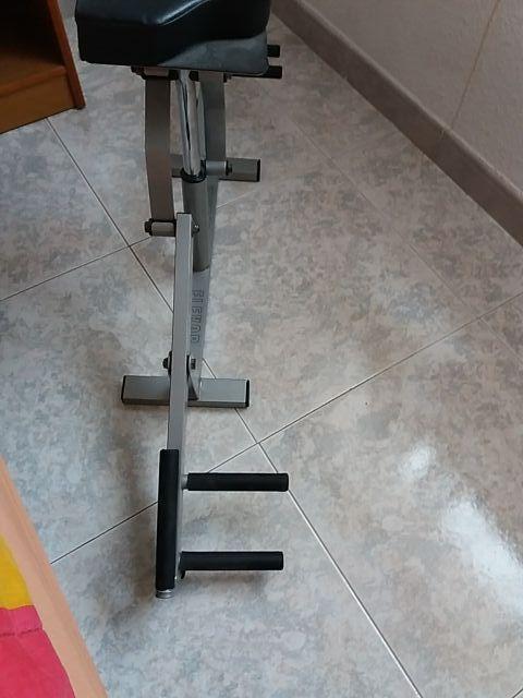 maquina para flexiones.