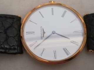 Reloj Longines de caballero