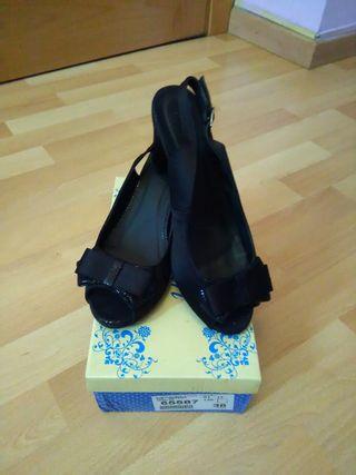 calzado de fiestas