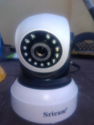 cámara de vigilancia sricam