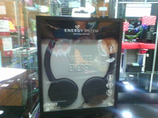 Auriculares con microfono Energy Sistem Black